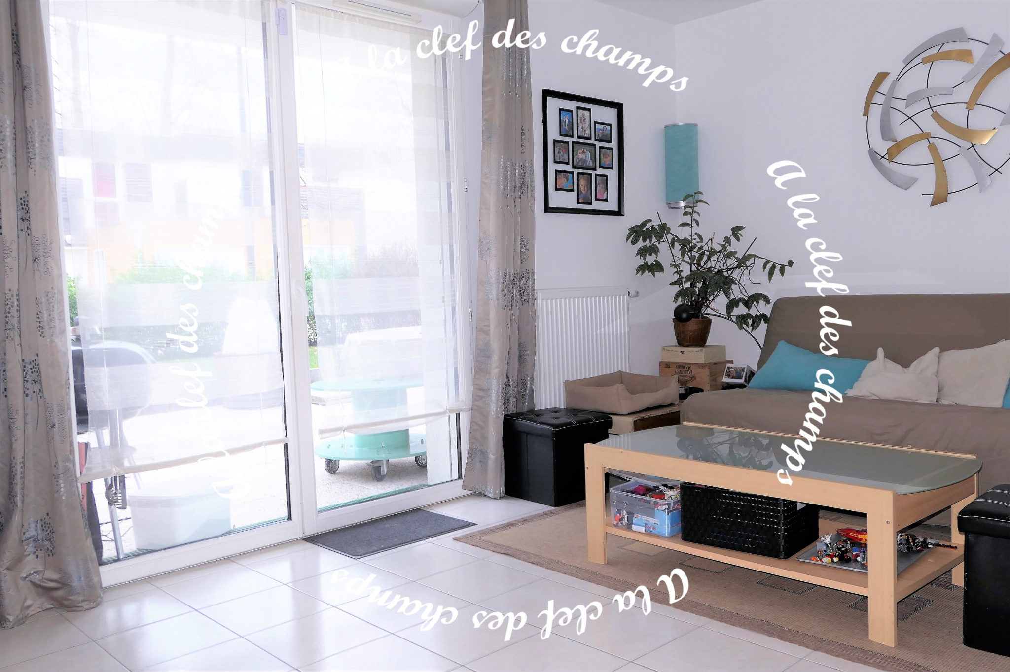 GIF VALLEE APPARTEMENT 3 PC A VENDRE